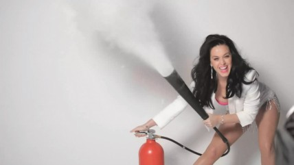 Fire Off Katy Perry Wallpaper