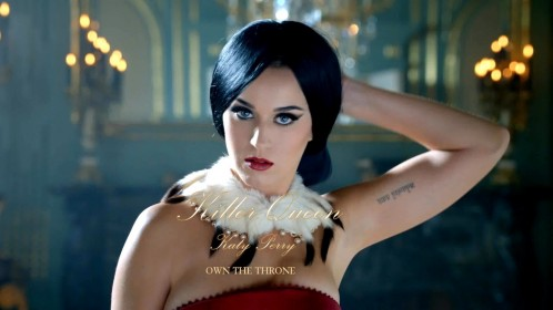 Katy Perry Killer Queen Own The Throne Katy Perry Hot