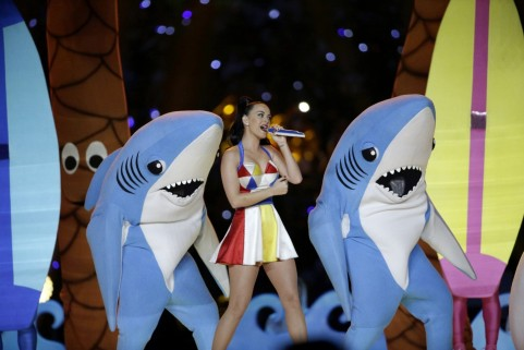 Katy Perry Super Bowl Super Bowl
