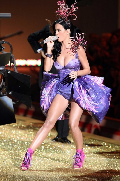 Katy Perry Victorias Secret Fashion Show Katy Perry