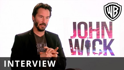 John Wick Keanu Reeves Interview