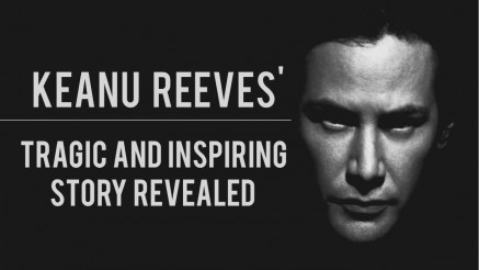 Keanu Reeves Tragic And Inspiring Story Revealed Keanu Reeves