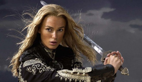 We Won See Keira Knightley In Pirates Of The Caribbean But Who Carina Smyth Keira Movies