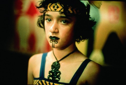 Still Of Keisha Castle Hughes In Whale Rider Large Picture Whale Rider
