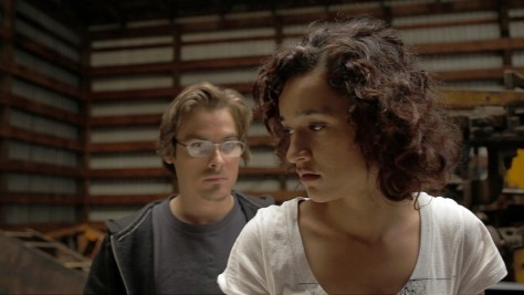 Still Of Kevin Zegers And Keisha Castle Hughes In Vampire Large Picture Movies