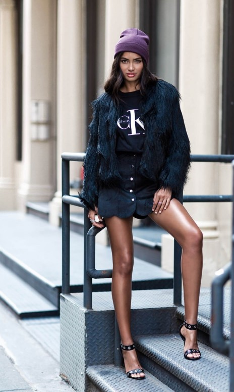 Kelly Gale Nelly Fall Campaign Kelly Gale