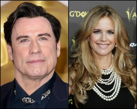 John Travolta Kelly Preston Kelly Preston