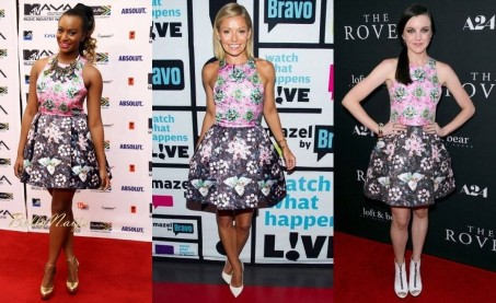 Bn Pick Your Fave Dj Cuppy Kelly Ripa Claudia Levy In Mary Katrantzou Bn Style July Bellanaijacom Kelly Ripa