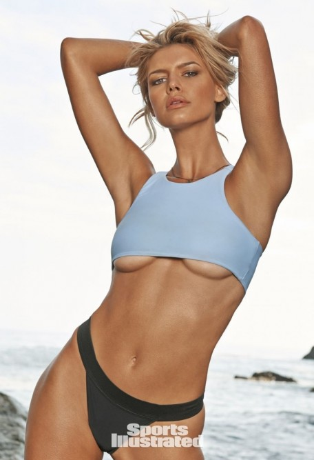 Kelly Rohrbach In Sports Illustrated Swimsuit Issue Two And Half Men