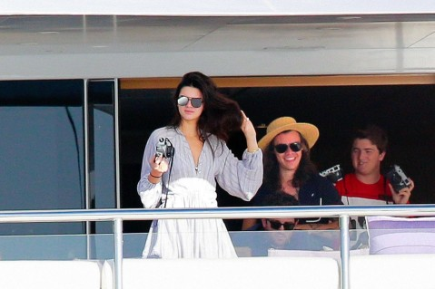 Kendall Jenner Harry Styles Dating Or Not Ellen Degeneres Boat Kendall Jenner