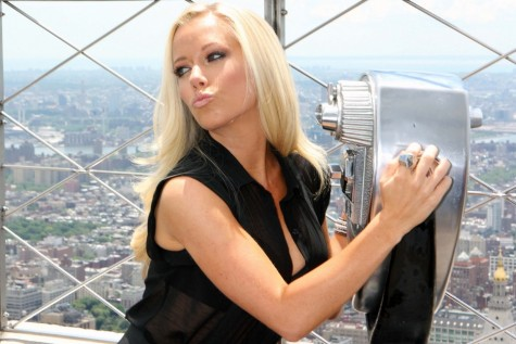 New Kendra Wilkinson Hairstyle Hd Photo Wallpaper