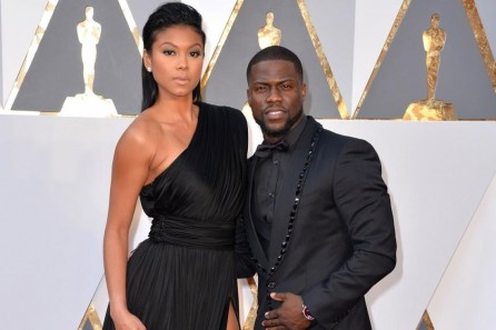Kevin Hart And Eniko Parrish Are Marriedlg Kevin Hart