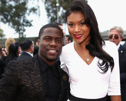 Kevin Hart Eniko Parrish Wife