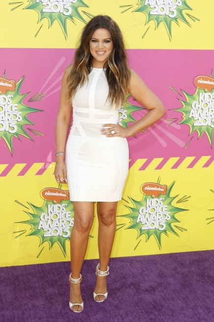 Actress Oe Kardashian Arrives At The Kids Choice Awards In Los Angeles California March Tv