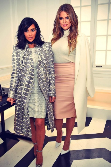 Oe Kardashian Attends Launch Of Kardashian Beauty
