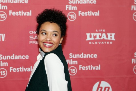 Kiersey Clemons At Event Of Dope