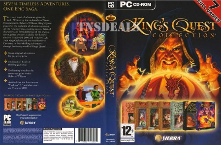 Kqc Full Tns King Quest Collection