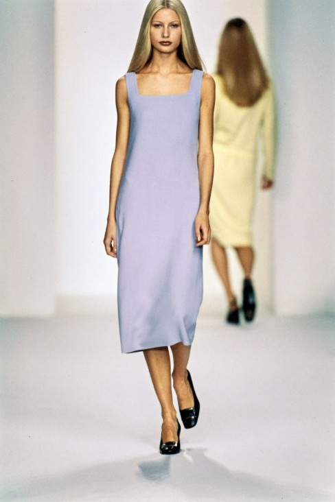Calvin Klein Spring Rtw Kirsty Hume Cn Kirsty Hume