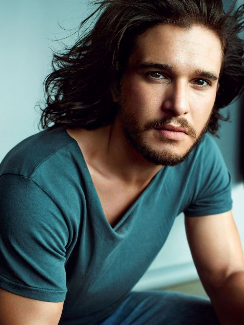Kit Harington In Gq Magazine Uk January Issue