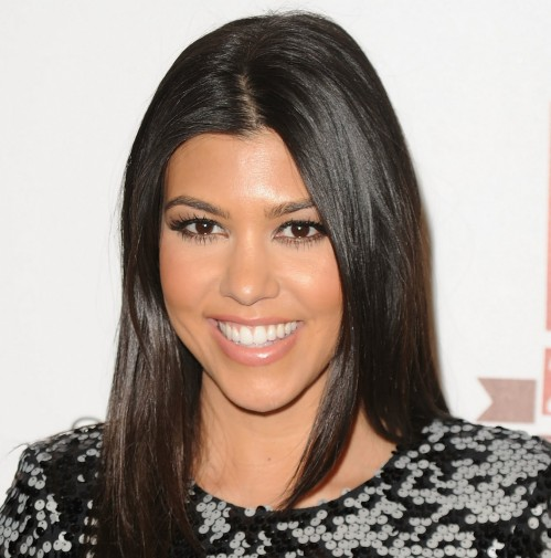 Yet Dhe Kourtney Kardashian