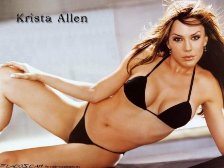 The Many Faces Of Krista Allen Krista Allen Fabab Ea Bb Large George Clooney