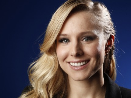 Kristen Bell At Ca Portrait Shoot In Nyc Movies