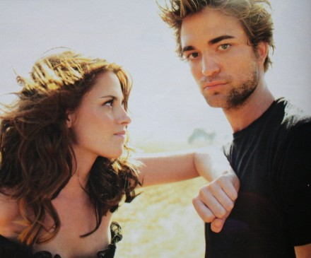 Robert Pattinson And Kristen Stewart Vanity Fair Photoshoot Twilight Series And Robert Pattinson