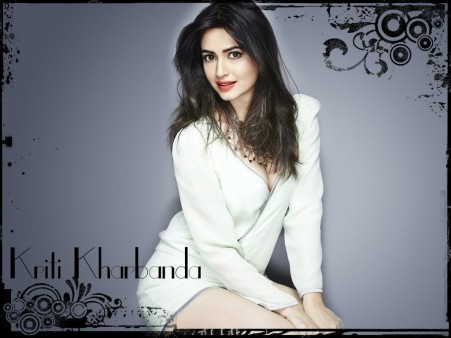 Awesome Looking Kriti Kharbanda In White Dress Kriti Kharbanda