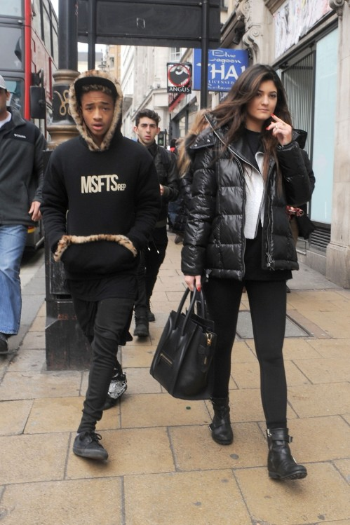 Kylie Jenner Dating Jaden Smith Kylie Jenner