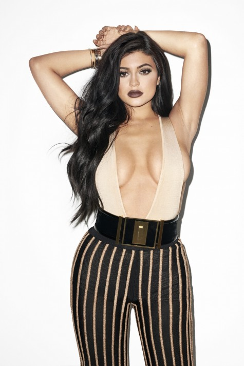 Kylie Jenner Galore Mag Kylie Jenner