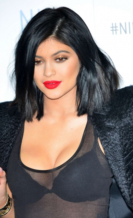 Kylie Jenner Hot At Nipandfab Kylie Jenner