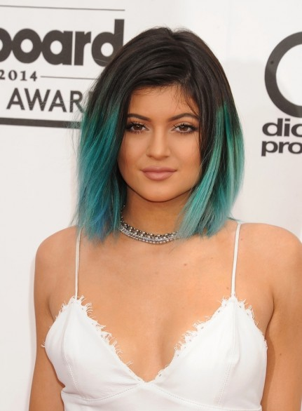 Kylie Jenner Ombre