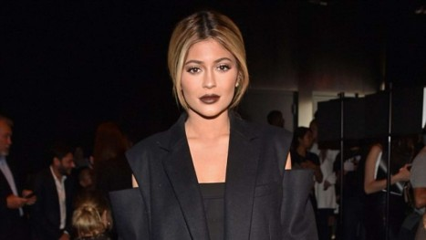 Reality Star Kylie Jenner Rocks Her Most Modest Look Yet To The New York Fashion Week