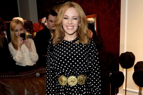 Kylie Minogue Fashion