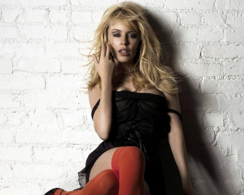Kylie Minogue Wallpaper Discography