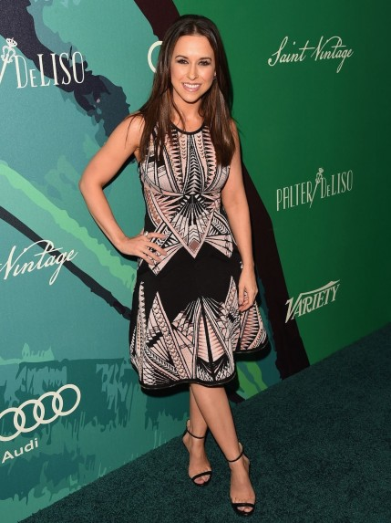 Lacey Chabert At Variety Power Of Women Event In La Lacey Chabert