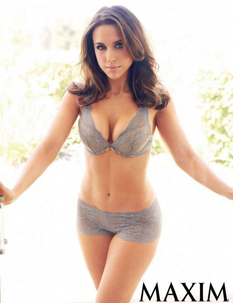 Lacey Chabert Before She Does Pullups All People Photo Lacey Chabert