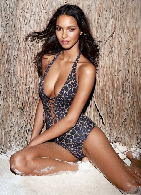 Gq Brazil May With Lais Ribeiro Lais Ribeiro