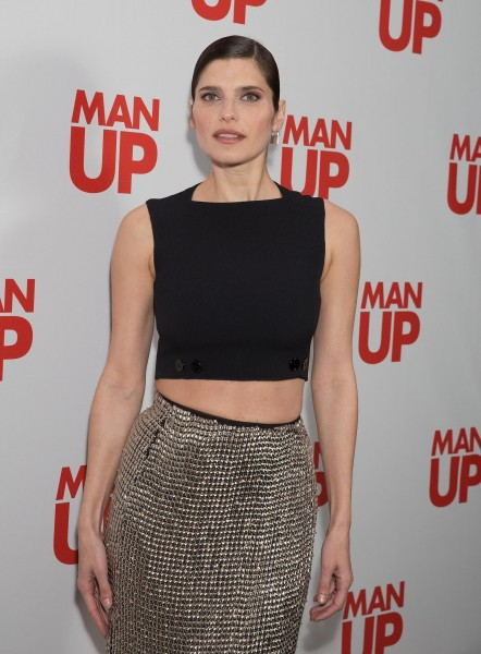 Lake Bell At Event Of Man Up Large Picture