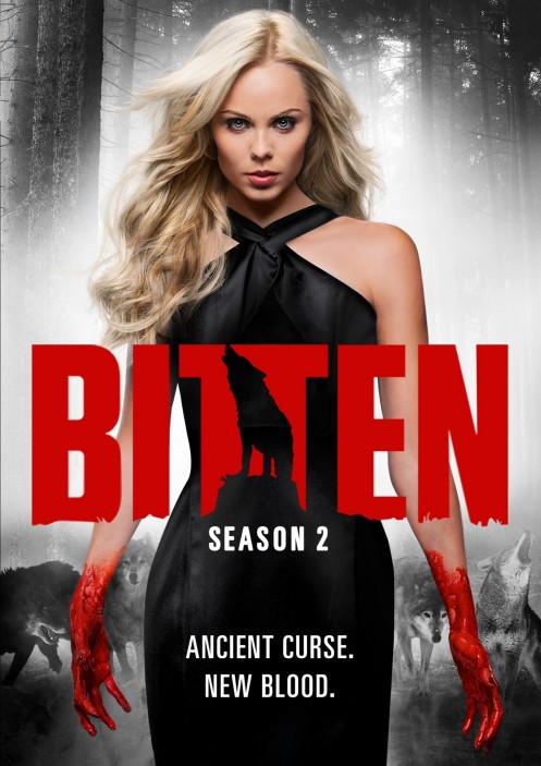 Become Bitten By Laura Vandervoort In Season Dvd Twitter Giveaway