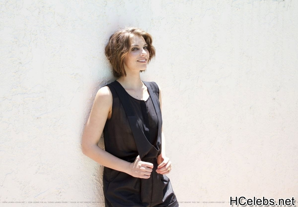 Lauren Cohan Ari Michelson Photoshoot Photo Shoot Lauren Cohan