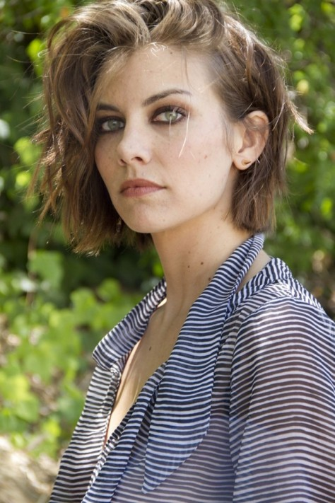 Lauren Cohan Photo Shoot