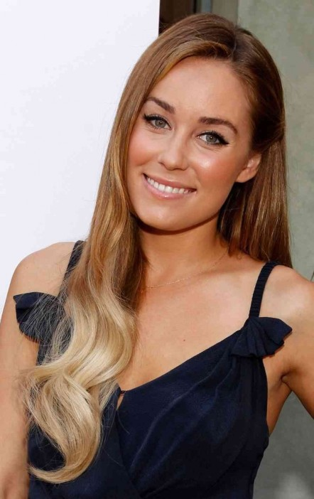 Lauren Conrad Ombre Hair Color Blonde Hairstyles