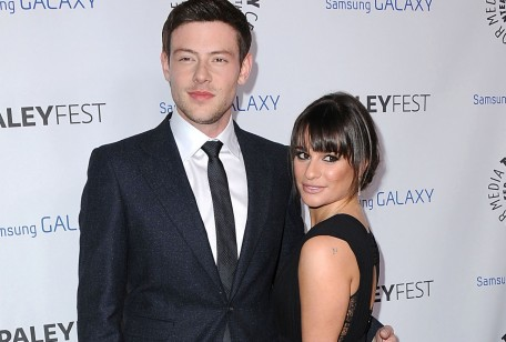 Lea Michele Breaks Silence Cory Monteith And Cory Monteith