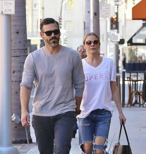 Leann Rimes And Eddie Cibrian Out In Beverly Hills Leann Rimes