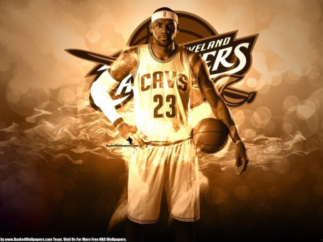 Wozlj Lebron James Cavaliers Wallpaper