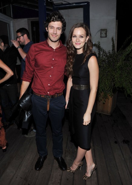 Adam Brody Leighton Meester Main And Ed Westwick