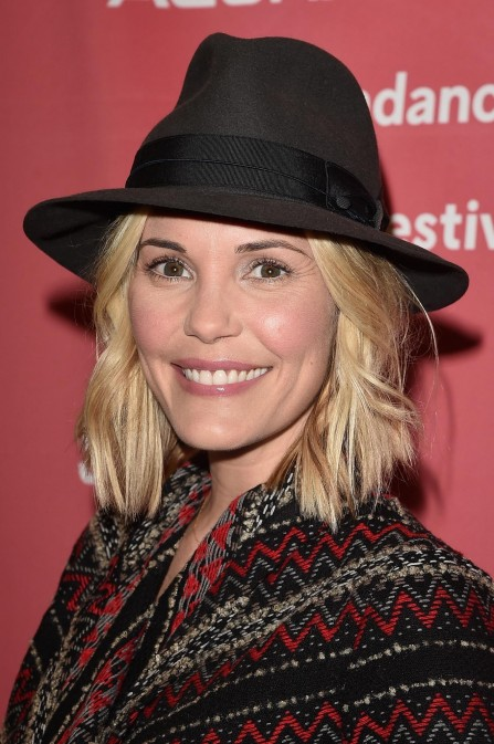 Leslie Bibb At Event Of Digging For Fire Large Picture