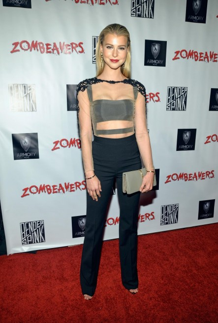Lexi Atkins At Event Of Zombeavers Large Picture Lexi Atkins