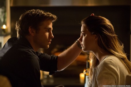 Liam Hemsworth As Adam Cassidy And Amber Heard As Emma Jennings Movies Da Ec Ddb Image Movies